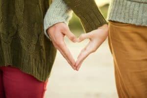 Paar Beziehung Liebe
